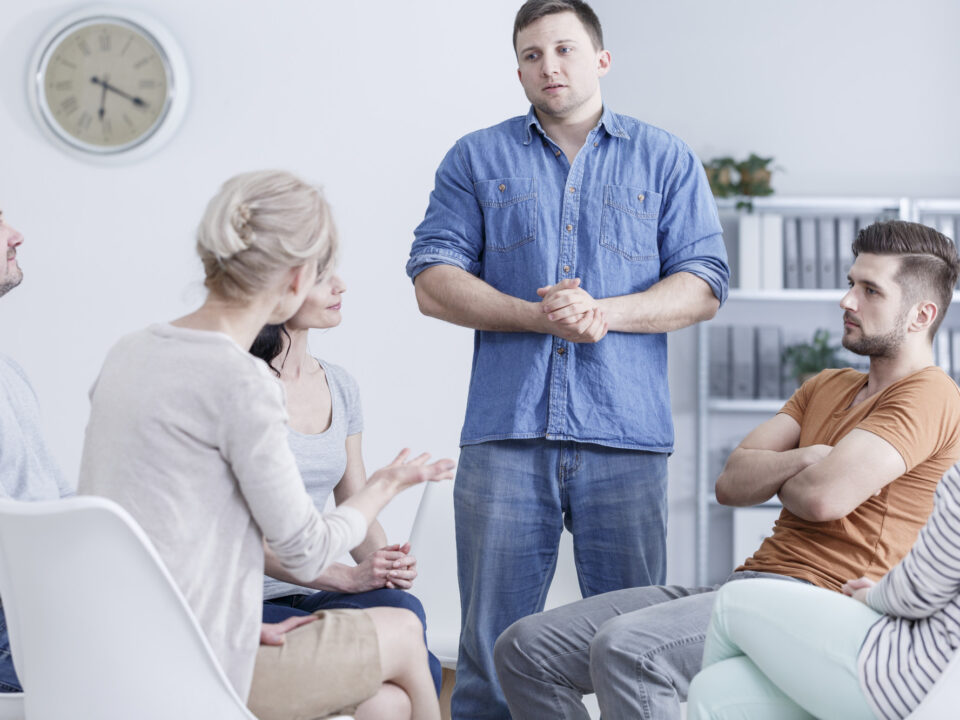 alcohol addiction therapy